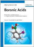 Boronic Acids: Preparation and Applications in Organic Synthesis, Medicine and Materials